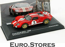 LeMans Ford Limited Edition Diecast Racing Cars
