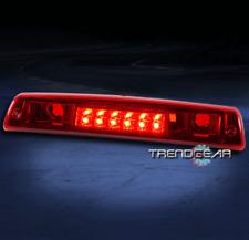 94-01 DODGE RAM 1500 2500 3500 PICKUP LED REAR THIRD 3RD BRAKE TAIL LIGHT RED