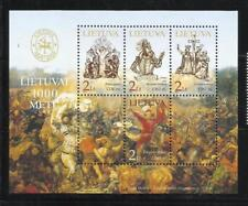 Lithuania. year: 2004. theme: millennium of lithuania.