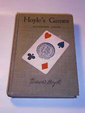 Hoyle's Games Autograph Edition – 1914 - b1