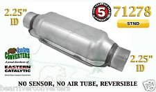 "71278 Eastern Universal Catalytic Converter Standard 2.25"" 2 1/4"" Pipe 12"" Body"