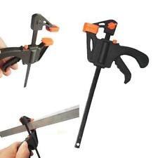 """4"""" Inch F Woodworking Clamp Clamping Device Adjustable DIY Carpentry Tools - LD"""
