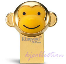 Kingston Monkey 32GB 32G USB 3.1 3.0 Flash Drive Year Limited Zodiac Metal Ape