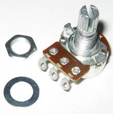 Linear B Taper 5k Ohm Potentiometer 6mm 14 Shaft 18 Watt 5000 Ohm