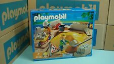 Playmobil 4138 Construction Building Set Retired made in Germany Geobra Toy 166