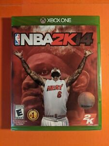 NBA 2K14 (Microsoft Xbox One, 2013) Brand New Factory Sealed