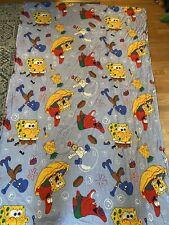 Vintage SpongeBob SquarePants  Nickelodeon Sheet Set Twin 3 Piece Rare