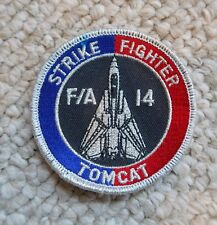 "Strike Fighter Tomcat F/A 14 Repro 3"" Top Quality From the 1990's"