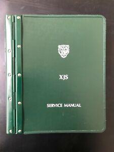 Jaguar Xjs Car Service Repair Manuals For Sale Ebay