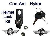 Can-Am Ryker Single Helmet Lock Kit