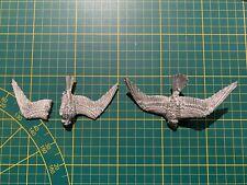 Warhammer Wood Elves Waldelfen 2 Warhawks Kriegsfalken Metal Rare Used OOP #2