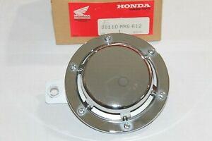 HONDA Klaxon Ton (Haut) Droite Chrome Pour VT1100C 89-95 38110-MM8-612