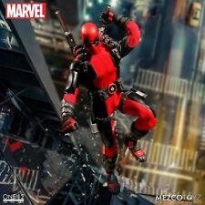 "One: 12 Collective Marvel DEADPOOL 6"" Action Figure X-Men Mezco 1/12 IN STOCK"