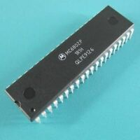 1X MC6802P MC6802 MOTOROLA DIP-40 LOTE 2702