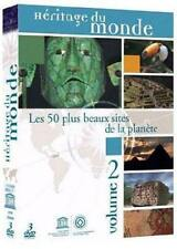 Héritage du monde 50 plus beaux sites de la planète Vol 2 DVD NEUF