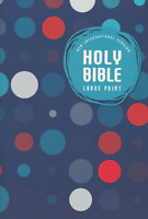 NIV Outreach Large Print Bible for Kids, Softcover (AGES 8-12) BRAND NEW!!!