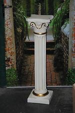 Säule Antik Designe Säulen Blumensäule 100 cm Barock Ständer 1005-108