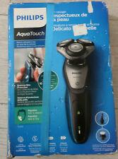 Rasoir électrique PHILIPS AquaTouch S5091/50 - NEUF