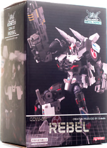 Transformers G-Creation GDW-02 Rebel Prowl Boxed NEW UK Seller
