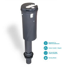 Toilet Fill Valve, Stop Running Leaking Noisy & Easy to Install Repair Parts