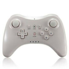Wireless Remote PRO Controller Gamepad for the Nintendo Wii U Console White