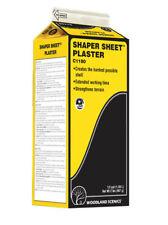 Woodland Scenics 1180 SHAPER SHEET  Plaster - 4 Lb. Container - NIB