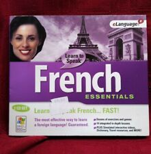 Elanguage Learn to speak French essentials 2 CD Set