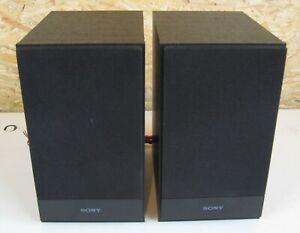 Sony SS-CBX3 Speaker System / Lautsprecher  / Regallautsprecher