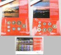 Niederländische Antillen / Netherlands Antilles KMS 2015 im Folder bu/st