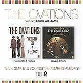 The Ovations Featuring Louis Williams - Hooked On A Feeling / Having A Party (CD