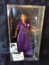 Barbie Signature - Inspiring Women Series - Ella Fitzgerald, New In Box