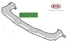 Genuine Kia Sportage 2010-2013 Front Bumper Stiffener - Upper 865703U000