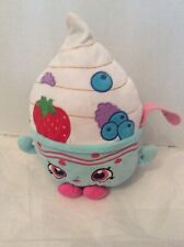 """Shopkins YO-CHI Yogurt Glace Large 12"""" Soft Plush 2013"""