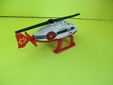 Matchbox       Lesney     Rescue Helicopter  Fire