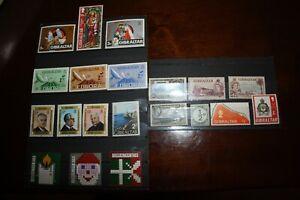 Accumulo francobolli GIBILTERRA