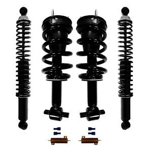 Unity Automotive For 2002-2013 Cadillac Escalade Rear Coil Spring Conversion Kit