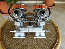 Mg Midget 1500 / Triumph Spitfire 1500 Twin Su Hs4 Carbs Conversion Kit