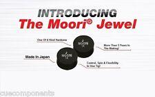 NEW - Moori® JEWEL Cue Tip 14mm PER (1) One +  Free & FAST Shipping!