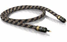 10,00m Viablue H-Flex Opto Toslink auf Mini Toslink Kabel 10,0m 10m (1Stk)