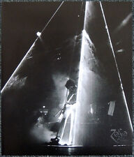 LED ZEPPELIN POSTER PAGE 1977 JIMMY PAGE MADISON SQUARE GARDEN CONCERT . P22