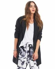 Rayon Evening Solid Coats, Jackets & Vests for Women