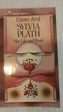 Sylvia Plath : Her Life and Work by Eileen Aird (1975, Paperback, Reprint)