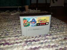 Super Mario World 2 Yoshi's Island Super Nintendo SNES Cartridge PAL