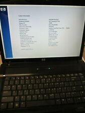 HP Compaq 6730s 15.4'' Notebook 6GB, 2GHz, Intel Core 2 Duo CPU T5870, NO HDD