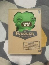 Fuggler funny ugly monster Squidge green