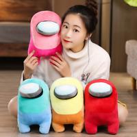 20CM Among Us Plush Soft Stuffed Toy Doll Game Figure Plushie Kids Xmaxs Gift UK