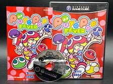 "GAMECUBE SPIEL "" PUYO POP FEVER "" KOMPLETT"