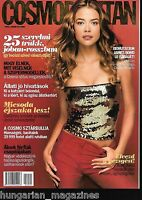 Cosmopolitan Ungarn / Hungary Hungarian Magazine N 2000/01 Denise Richards Cover