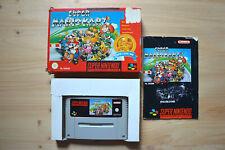 SNES - Super Mario Kart - (OVP, mit Anleitung)