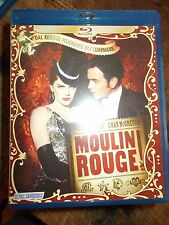 "DVD BLU-RAY ""MOULIN ROUGE""  N.KIDMAN - E. McGREGOR"